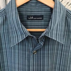 Men's Short Sleeve Shirt (XL)